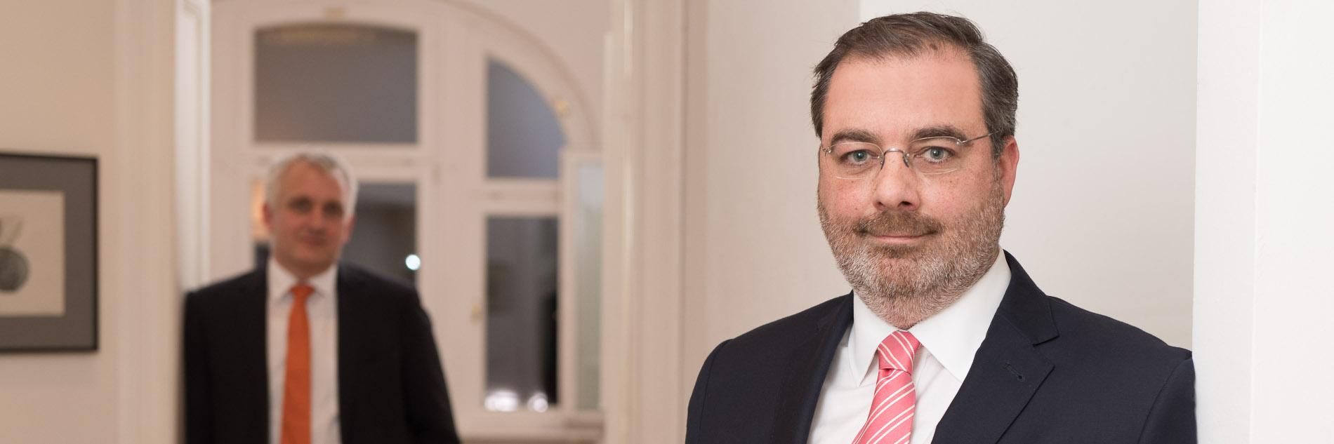 Rechtsanwalt und Notar Dr. Stefan Fuhrmann Berlin